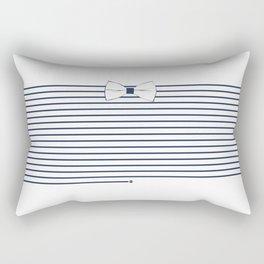 Noeud Pap marin Rectangular Pillow