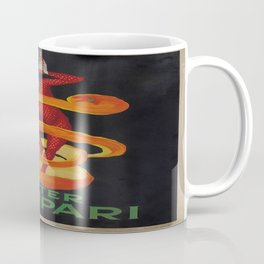 Vintage poster - Bitter Campari Coffee Mug