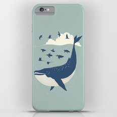 Fly in the sea iPhone 6s Plus Slim Case