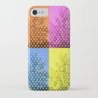 popart iPhone & iPod Cases featuring Autum popart by healinglove by Healinglove art products