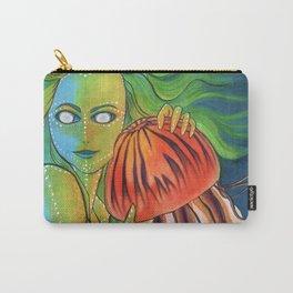 Deep Sea Mermaid Carry-All Pouch