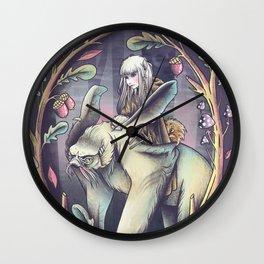 The Dark Crystal Wall Clock