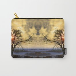 Tree in November sun Carry-All Pouch
