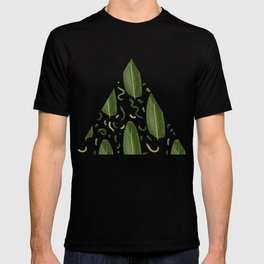 Marching leaves T-shirt