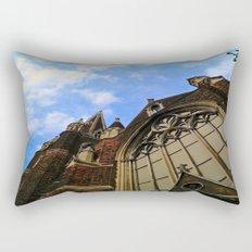 Up to the Clouds Rectangular Pillow
