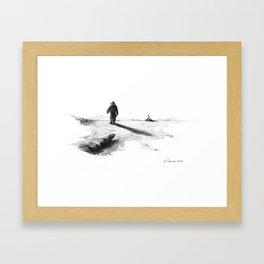 EOD Framed Art Print