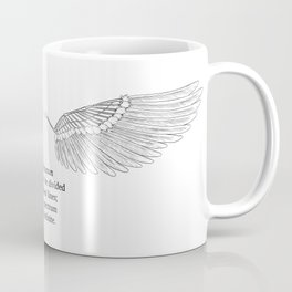 human spectrum Coffee Mug