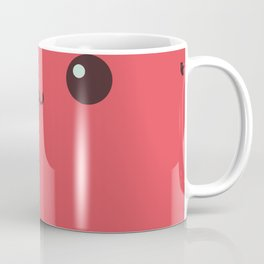 Watermelon Face Coffee Mug