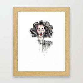 mathu andersen Framed Art Print