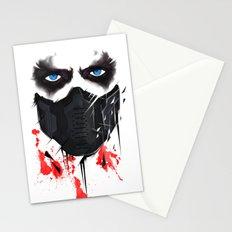 Bucky Barnes Stationery Cards