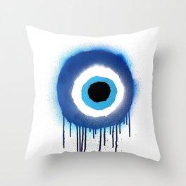Nazar 1 (18 81) Throw Pillow