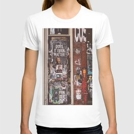 East Village Door T-shirt