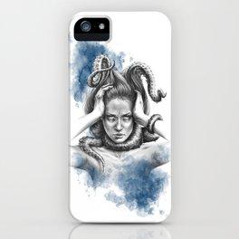 Nothing kills me like my mind iPhone Case