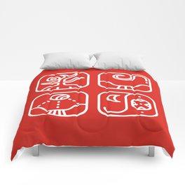 Mayan Glyphs ~ Nature Comforters