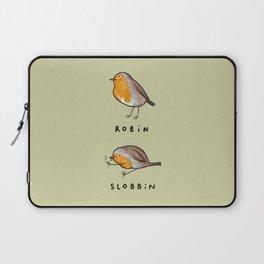 Robin Slobbin Laptop Sleeve