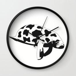 Sea Cow Wall Clock
