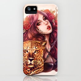Tyrah *GirlsCollection* iPhone Case