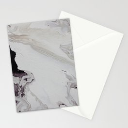 Marble Square Stationery Cards