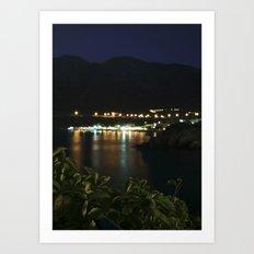 Crete, Greece 11 Art Print