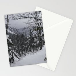 Winter in the Whites Stationery Cards