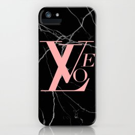 love designer iPhone Case