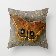 The Art of Nature Throw Pillow