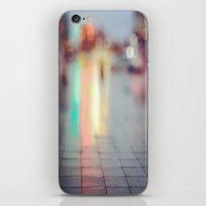 Light Blur iPhone & iPod Skin
