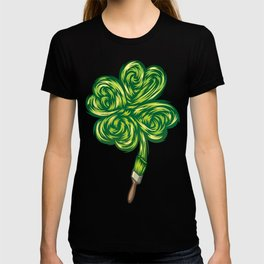 Clover - Make own luck T-shirt