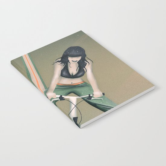 Happy Joyride Notebook