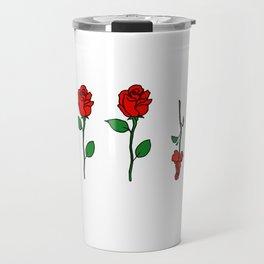 Baby's Roses Travel Mug