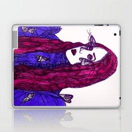 Edith Cushing (Haunted Beauty Series) Laptop & iPad Skin