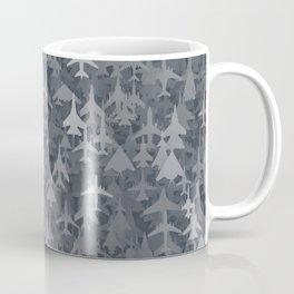 Airplanes camouflage Coffee Mug