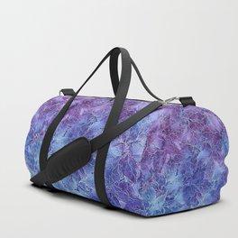 Frozen Leaves 4 Duffle Bag