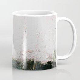 abstract smoke wall painting Coffee Mug