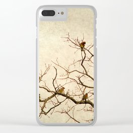 Waiting for Morning Clear iPhone Case
