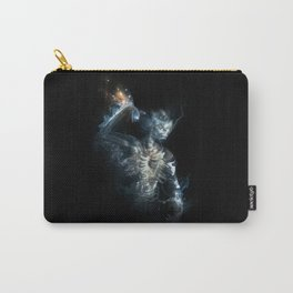 Fire on the Mound - In Broken Tongue Carry-All Pouch