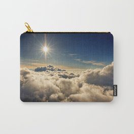clouds (Above The Heavenly Clouds) Carry-All Pouch