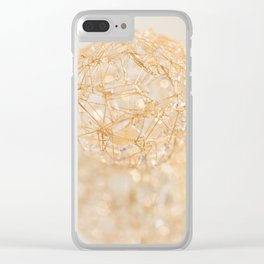 Soft Sphere Clear iPhone Case