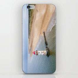 Talacre aerial 2 iPhone Skin