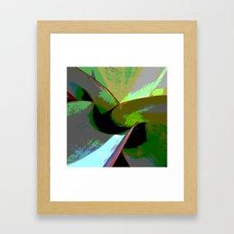 Splash of Color I Framed Art Print