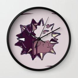 Mine Maniac Wall Clock
