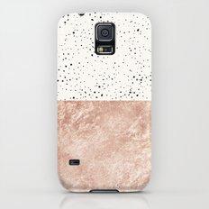 Mischievous Polka #society6 Slim Case Galaxy S5