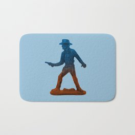 Toy Cowboy Bath Mat