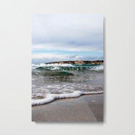Hello Ocean Metal Print