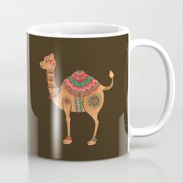 The Ethnic Camel Coffee Mug