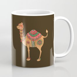 The Ethnic Camel Coffee Mug