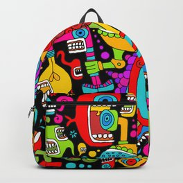 Space Doodle Backpack