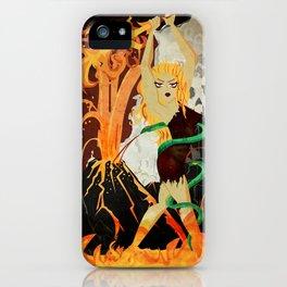 Sinmara iPhone Case
