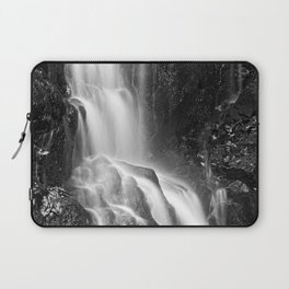 Avalon Falls - Black & White Laptop Sleeve