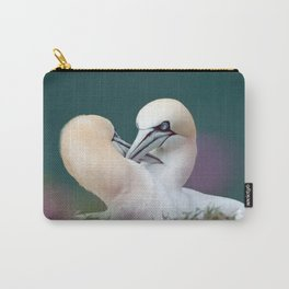 Northern Gannets (Morus bassanus) Carry-All Pouch